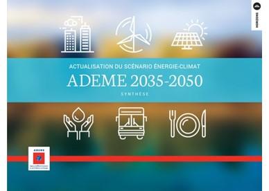 """Mise à jour des scénarios énergétiques ADEME """"Visions 2030-2050"""""""