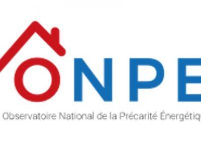 Accompagnement de l'Observatoire National de la Précarité Energétique (ONPE)